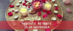 meditatie retraite november